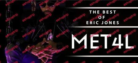 Eric Jones Metal 4 2018