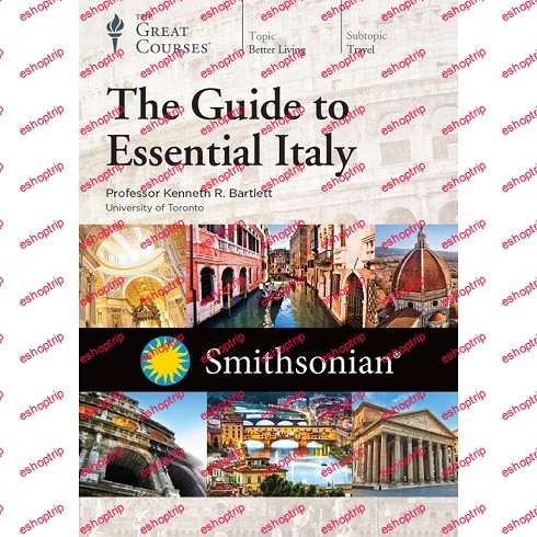 TTC Video The Guide to Essential Italy