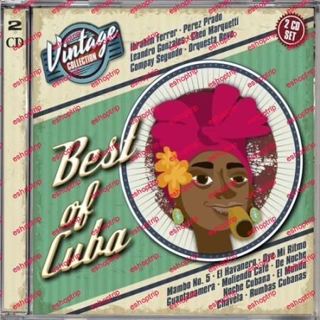 VA Best Of Cuba Vintage Collection 2017