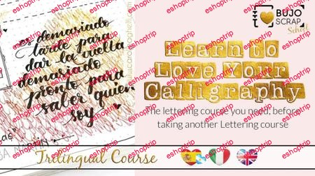 Learn to Love Your Calligraphy Before You Take Another Lettering Class