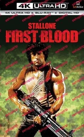 Rambo First Blood 1982 2160p