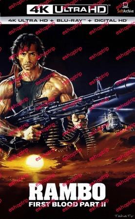 Rambo First Blood Part II 1985 2160p