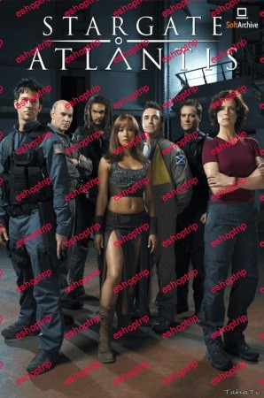 Stargate Atlantis S01 S05