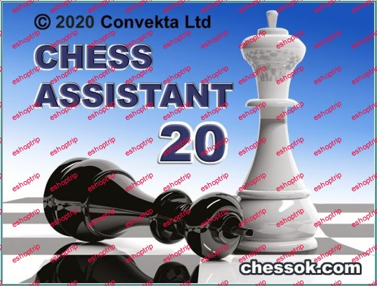 Chess Assistant 20 v12.00 Build 0 Multilingual