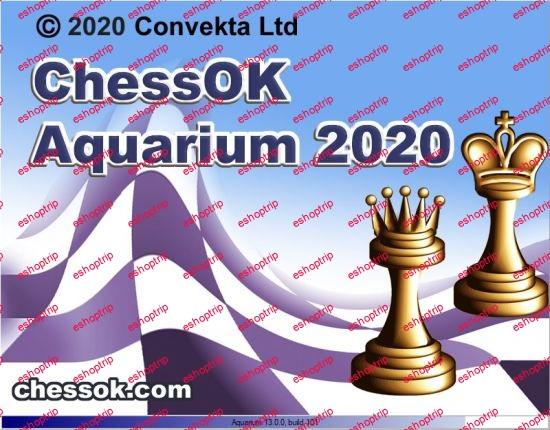 ChessOK Aquarium 2020 v13.0.0 Build 101 Multilingual