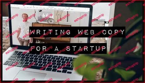 Copywriting Writing Web Copy for a Startups