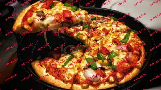 Make A Pizza Website with Next.js Frontend Django Backend