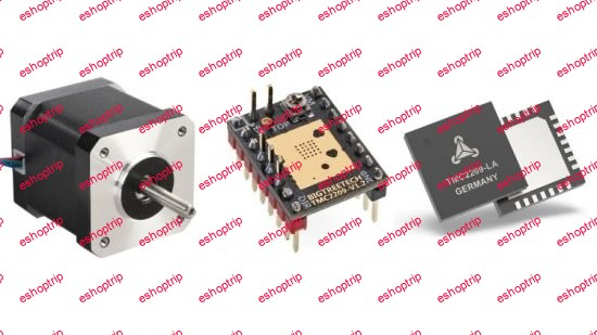 Mastering Trinamic Stepper Motor Drivers with Arduino