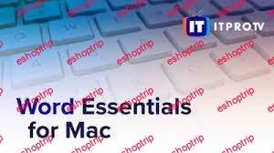 TTC Video Microsoft Word Essentials for Mac