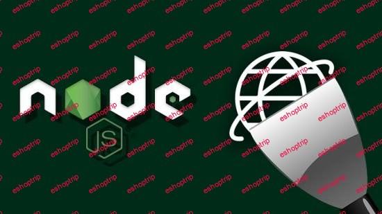 Web Scraping in Nodejs JavaScript