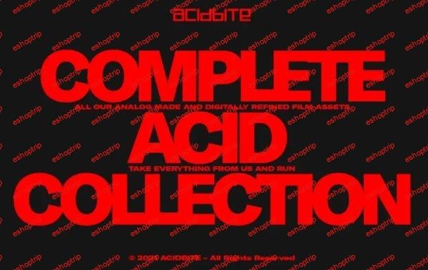 Acidbite Complete Acid Collection