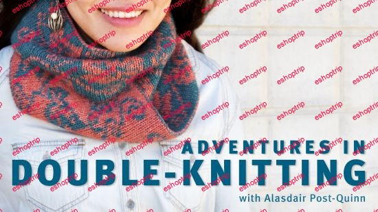 Adventures in Double Knitting