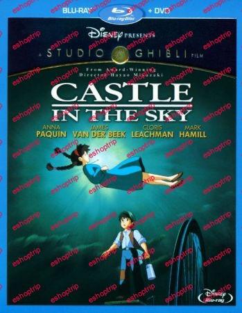 Castle In The Sky 1986