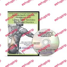 DiagnosisSpecific Orthopedic Management of the Lumbar Spine DVD 2 NOT FULL