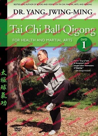 Dr Yang Jwing Ming Taiji Ball Qigong 1
