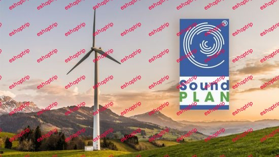 Environmental Noise Modelling with SoundPLAN Essential 5.0