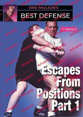 Erik Paulson Best Defense 3 Escapes from Positions