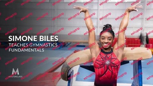 MasterClass Simone Biles Teaches Gymnastics Fundamentals