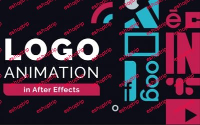 Motion Design School Logo Animation in After Effects
