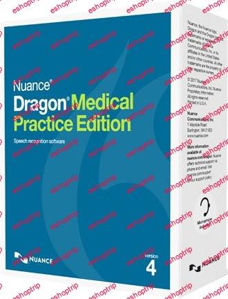 Nuance Dragon Medical Practice Edition 4.3 Build 15.50.200.030