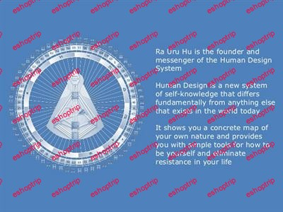 Ra Uru Hu The Nine Centers Course Human Design 36 MP3