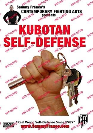 Sammy Franco Kubotan Self Defense