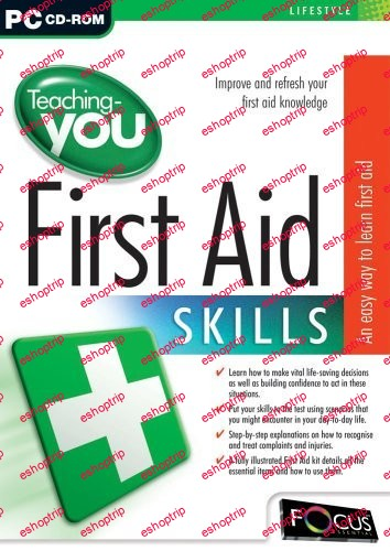 Teaching You First Aid Skills Portable