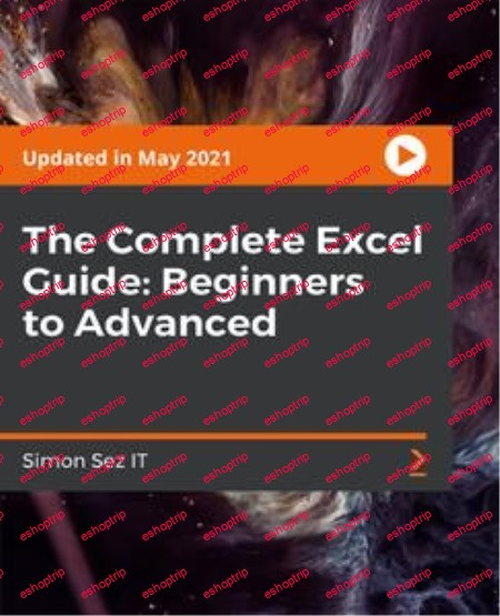 The Complete Excel Guide Beginners to Advanced