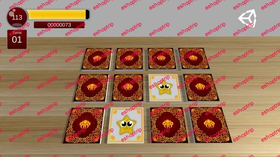 Unity Game Tutorial 3D Memory Game 3D Matching Game