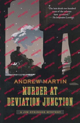 Andrew Martin Jim Stringer Mysteries 19