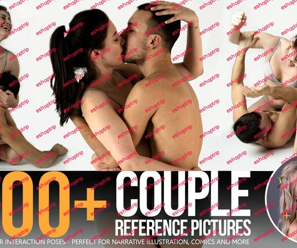 ArtStation 800 Couple Reference Pictures