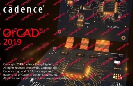 Cadence SPB Allegro and OrCAD v17.40.000 2019 x64