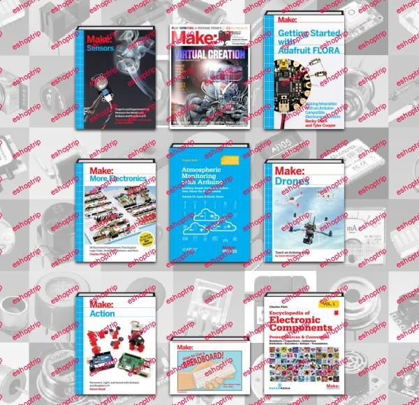 Humble Book Bundle Electronics and Make