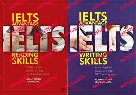 IELTS Advantage Reading Writing Skills by Jeremy Taylor Jon Wrightby Richard Brown Lewis Richards Mantesh