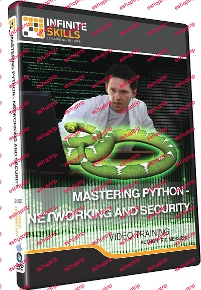 Mastering Python Networking and Security Training Video