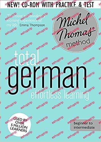 Michel Thomas German Complete V3