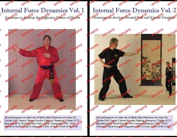 Mike Petterson Internal Force Dynamics