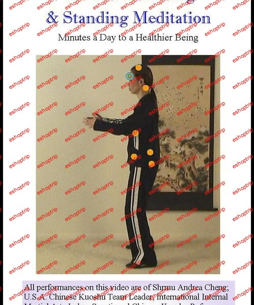Mike Petterson Tai Chi Chi Kung Standing Meditation