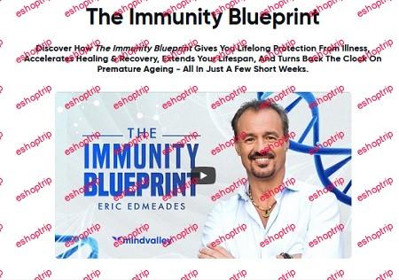 MindValley The Immunity Blueprint Eric Edmeades