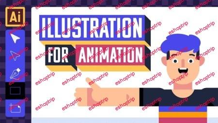 Motion Design School Illustration for Animation FULL