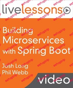 OReilly Building Microservices with Spring