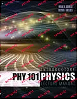 PHY101 Introduction to Physics