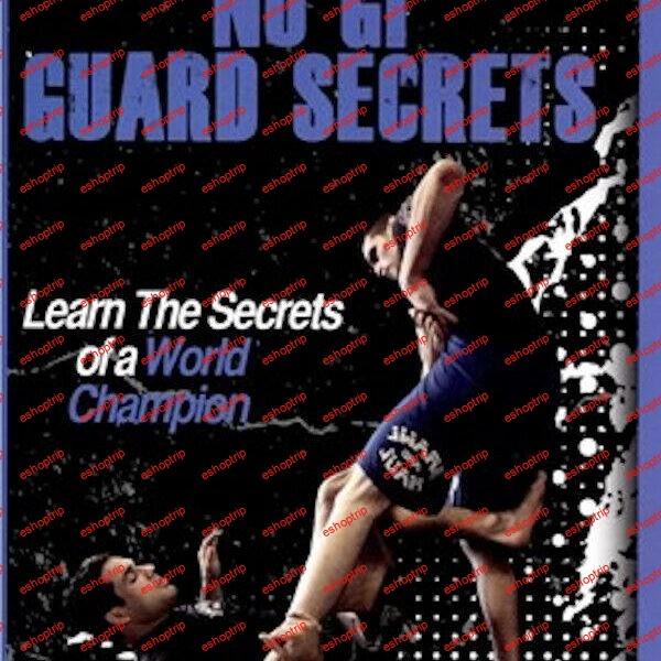 Pablo Popovitch NoGi Guard Secrets