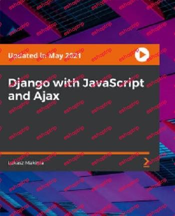 Packt Django with JavaScript and Ajax