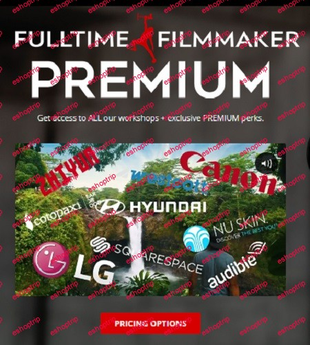Parker Walbeck Premium Full Time Filmmaker 2021