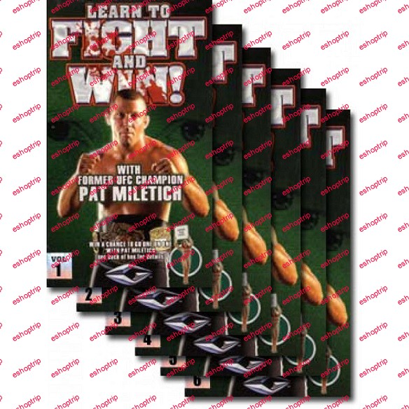 Pat Miletich Learn To Fight And Win Vol 1 6