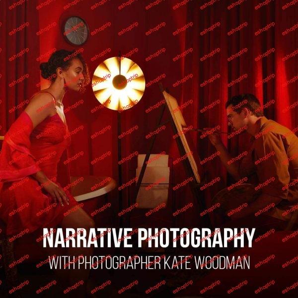 ProEDU Narrative Photography Retouching with Kate Woodman
