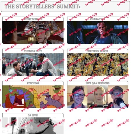 The Oatley Academy The Storytellers Summit