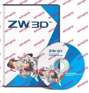 ZW3D 2021 v25.05 x64